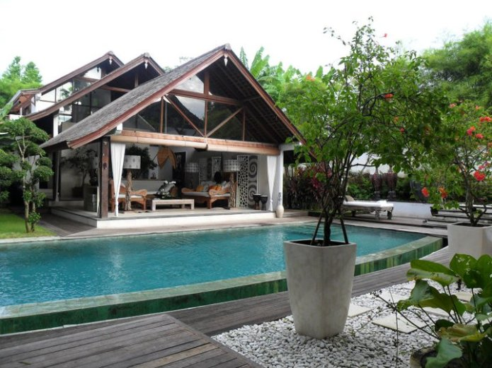 Understated luxury at Oazia Spa Villas